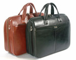 Leather Briefcase / Luggage
