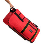 LM027<br>Rolling Firefighter Gear Bag Fireman Equipment Duffel with Wheels