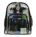 See-through Backpacks