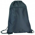 Nylon Drawstring Backpack Gym Bag