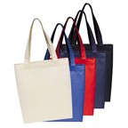 Poly shopping tote bag
