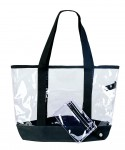 PN1037<br>Clear PVC tote bag
