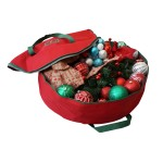 Christmas Wreath Bag